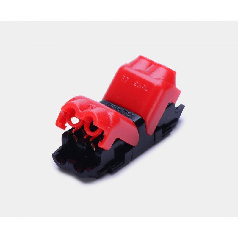 DOTLUX Kabelverbinder I- förmig 2- polig für LED-Streifen (Set 5 St.)