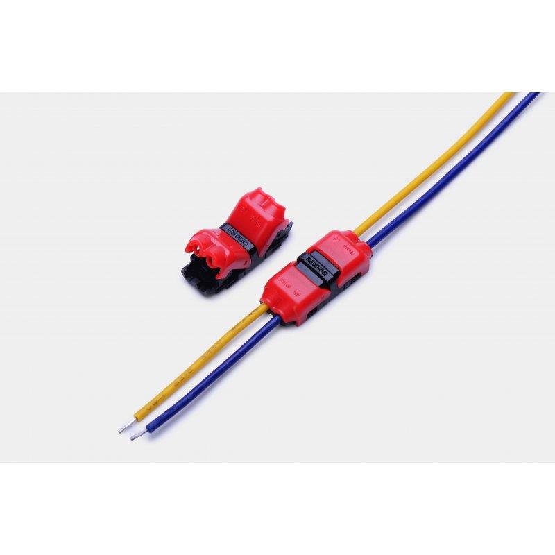 Ziemlich Elektrische Kabelverbinder Bilder - Der Schaltplan ...