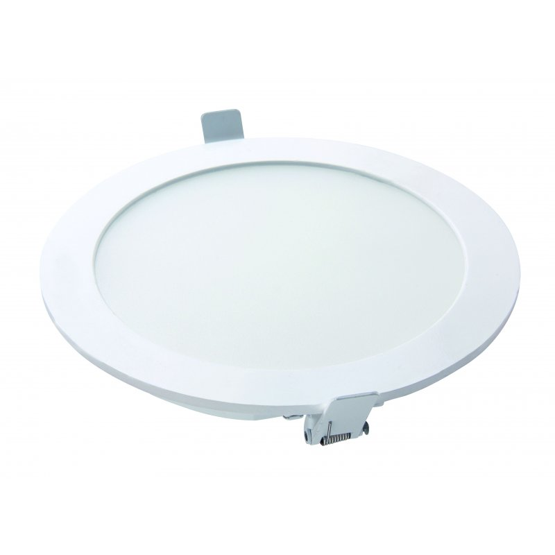 Dotlux led downlight circleflat 20w 4000k - Downlight led 20w ...
