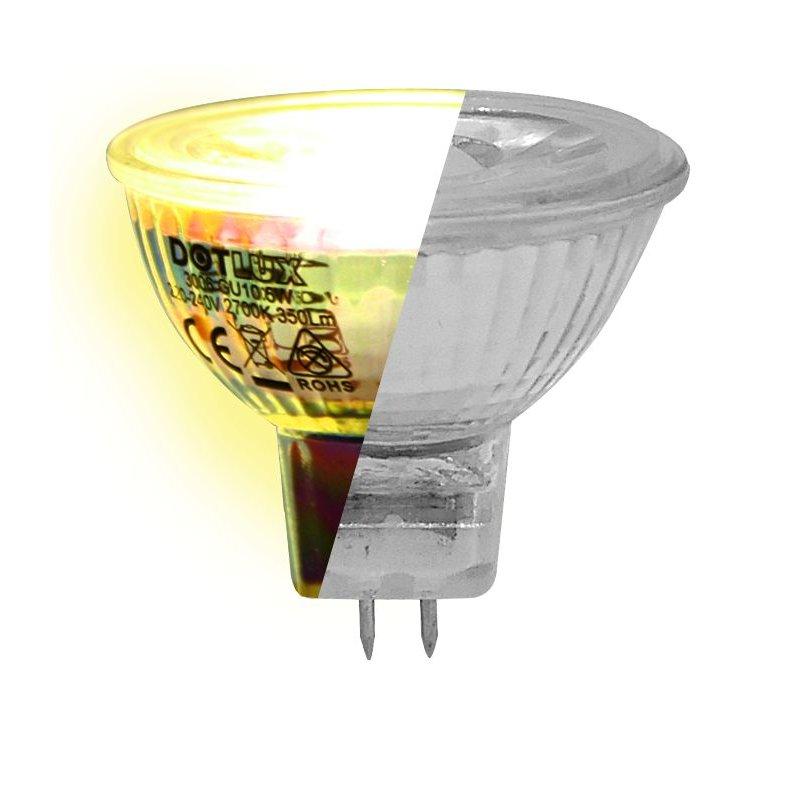 DOTLUX LED-Lampe GU5,3/MR16 5W 5000K