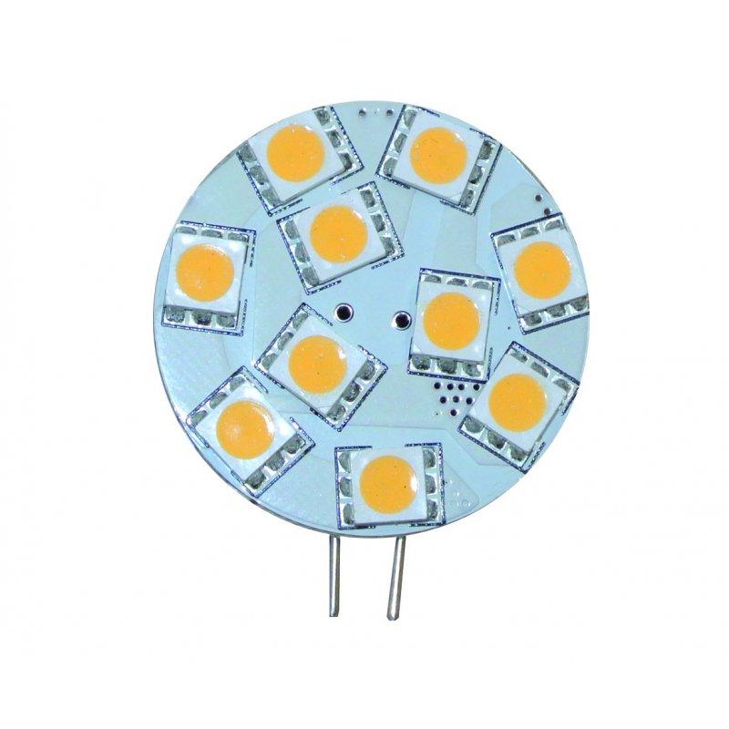 dotlux led leuchtmittel g4 2w 3000k dimmbar nur mit pwm dimmer. Black Bedroom Furniture Sets. Home Design Ideas