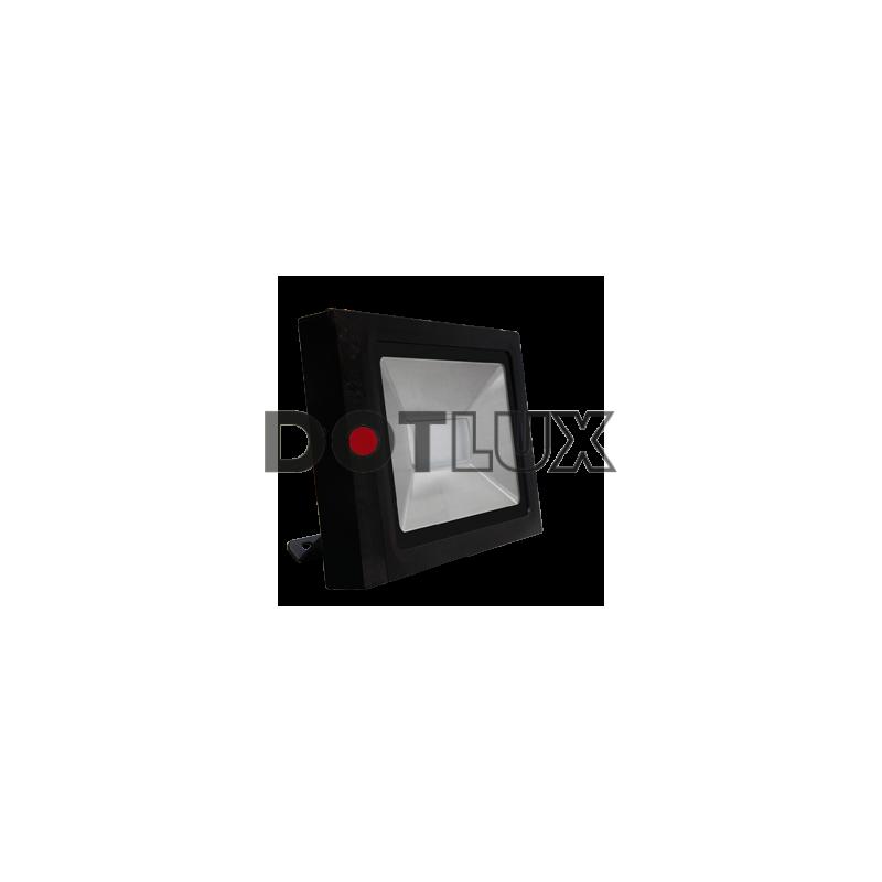 dotlux led strahler floor 30w 3200lm 4000k mit radarsensor. Black Bedroom Furniture Sets. Home Design Ideas