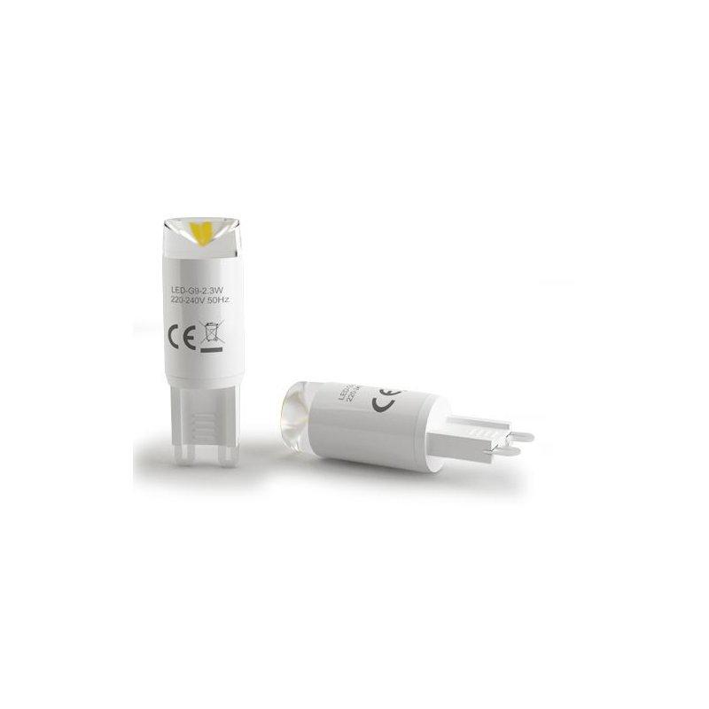 DOTLUX LED-Lampe G9 2,5W 3000 K