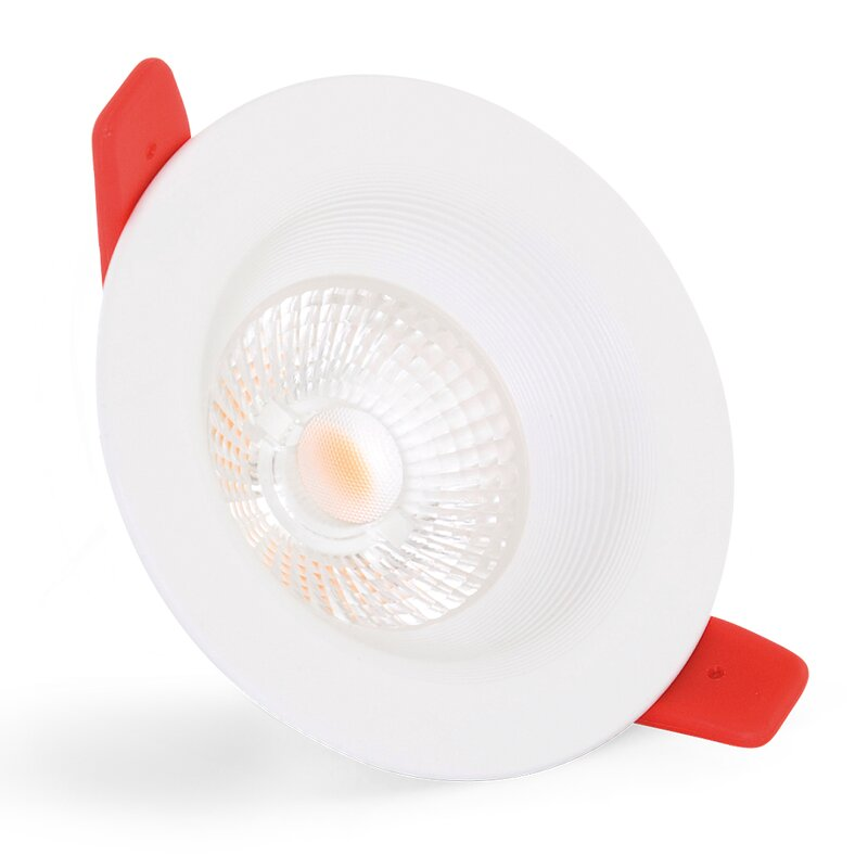 Bevorzugt DOTLUX LED-Downlight CIRCLEmini 2700K 3W - Sehr geringe Einbautiefe - NK08